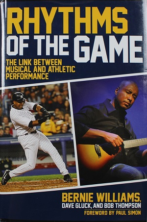 "Bernie Williams, Dave Gluck, and Bob Thompson ""Rhythms of the Game"""