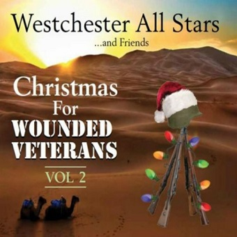 "Westchester All Stars ""Christmas for Wounded Veterans Vol. 2"""