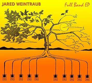 "Jared Weintraub ""Full Band EP"""