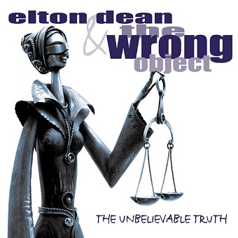 "Elton Dean & The Wrong Object ""The Unbelievable Truth"""